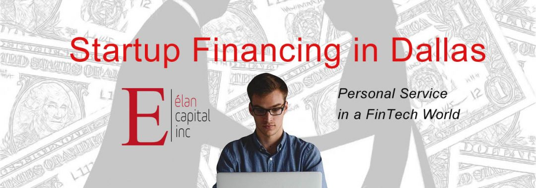Startup Financing in Dallas