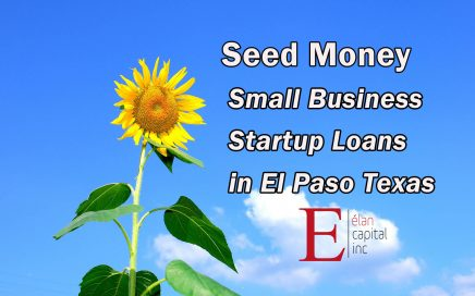 Small Business Startup Loans in El Paso