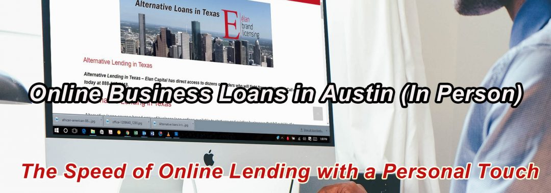 Online Business Loans in Austin