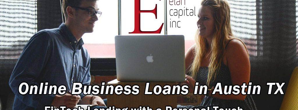 Online Business Loans in Austin TX