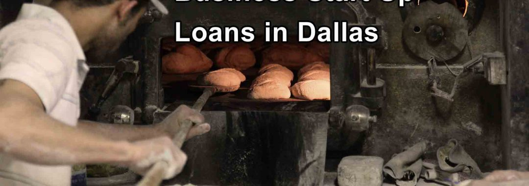 Business Start Up Loans - Dallas