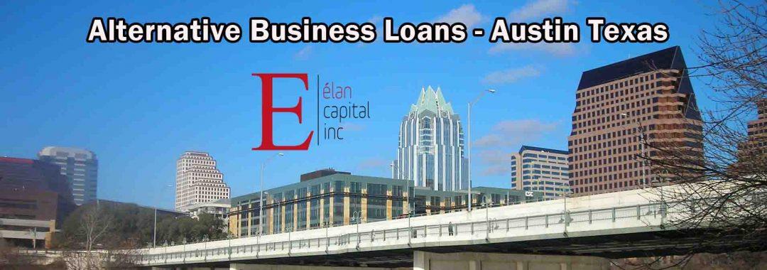 Alternative Business Loans - Austin Texas