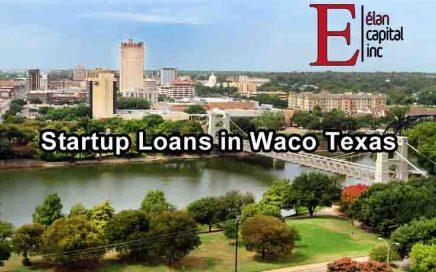 Startup Loans in Waco Texas