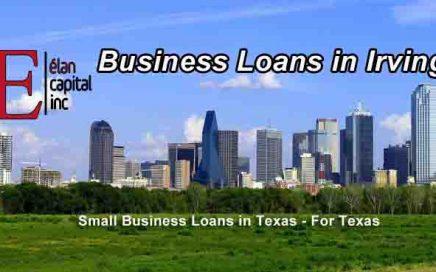 Business Loans - Irving TX