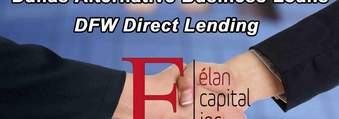 Dallas Alternative Business Loans