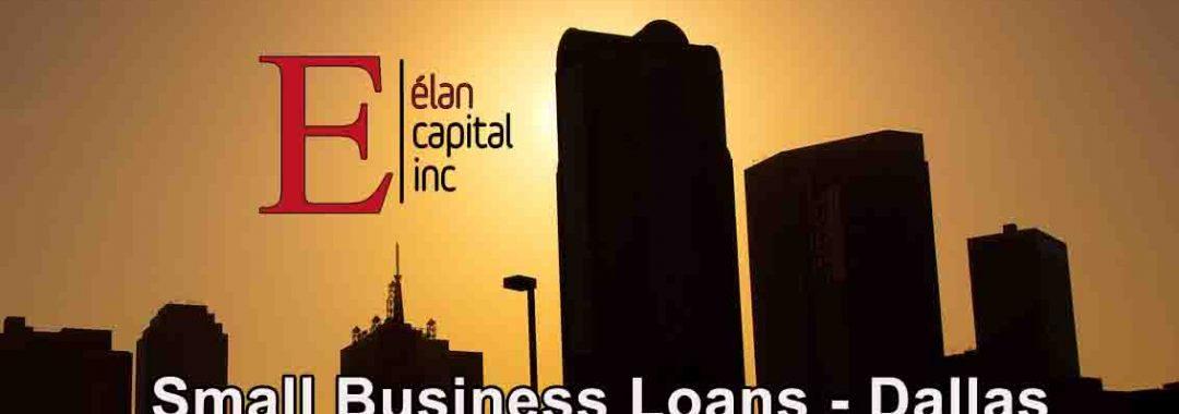 Small Business Loan - Dallas